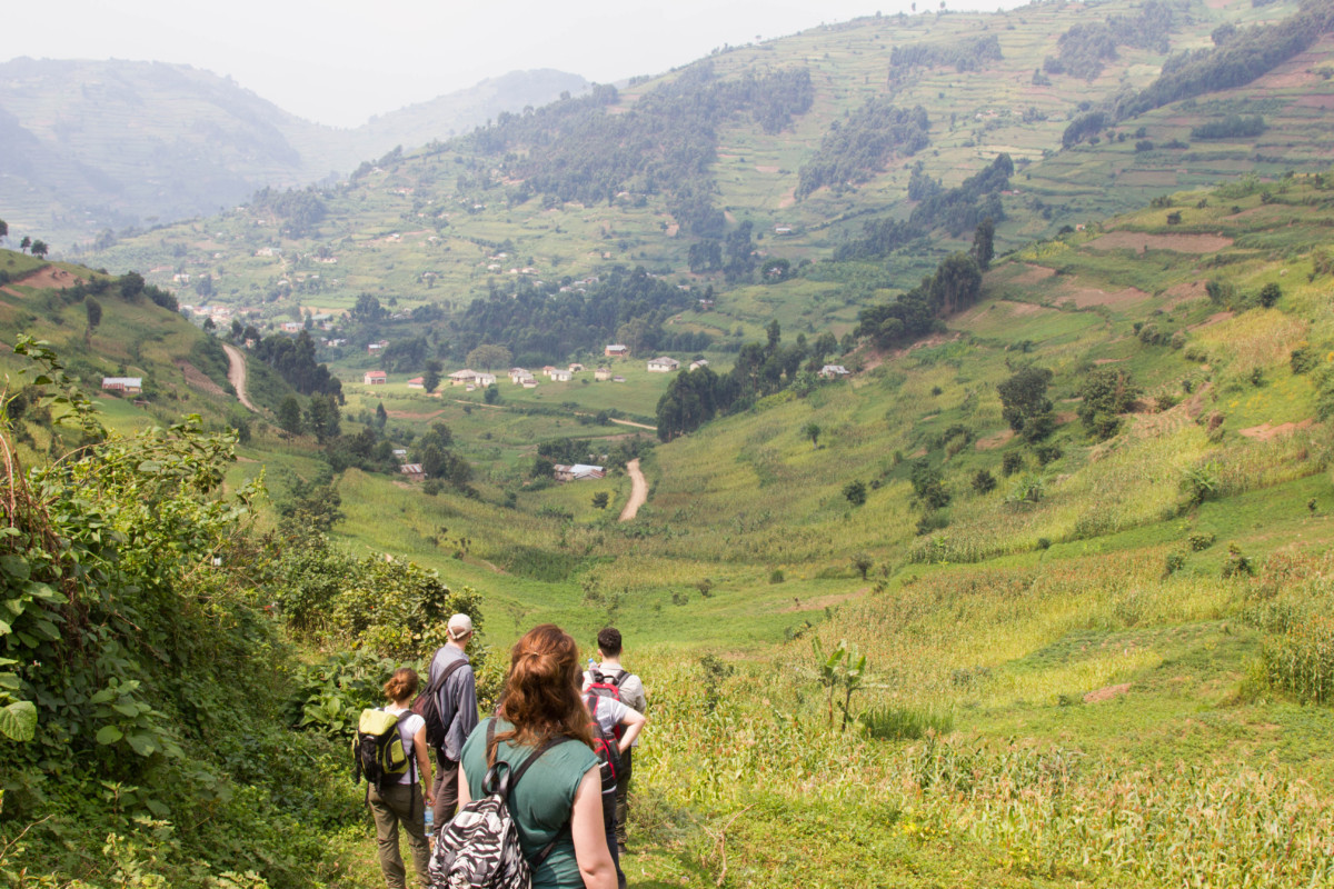 Take on the 4 day hike to the fabled summit Wagagai (4,321m) on Mount Elgon. The final stage and it's time to get stepping! You'll explore the magnificent trails of Mount Elgon as your team navigates their way through the spectacular surroundings until you reach the final straight of your adventure. Climbing the heady heights of Mount Elgon, discovering the stunning and rare flora and fauna along the way.