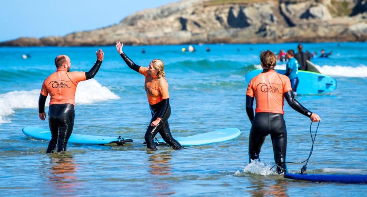 SURF, YOGA & CAMP