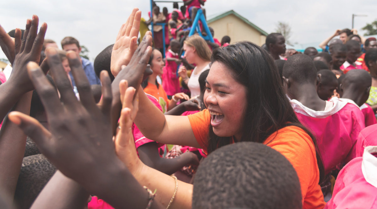 Uganda Volunteer Project - Sign-Up